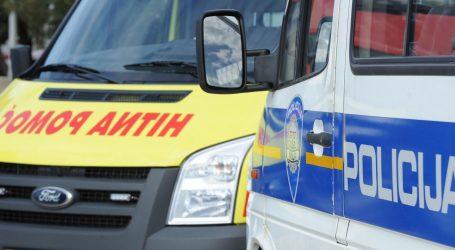 Dvije nesreće u tri sata kod Makarske, poginule dvije osobe