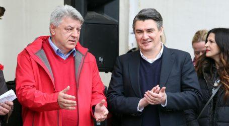 REZERVNI PLAN Ako Milanović odustane, Komadina kandidat SDP-a na predsjedničkim izborima