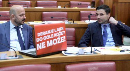 """OPORBA: """"HDZ želi blokirati rad Povjerenstva za sukob interesa"""""""