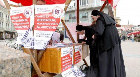 Sidikati nezadovoljni odazivom: Do sada prikupljeno 247.835 potpisa