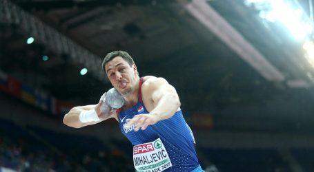 Filip Mihaljević postavio novi hrvatski rekord u bacanju kugle