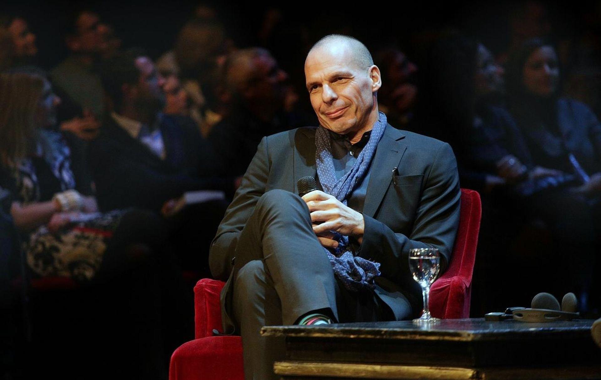 Yanis Varoufakis podržao političku platformu Možemo! za EU izbore