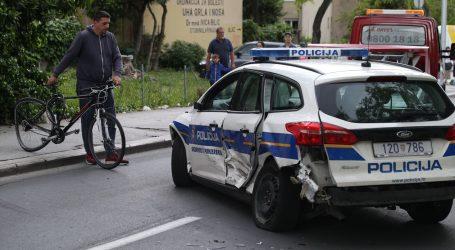 Žena iz Južne Koreje se zabila u policijski auto u Splitu