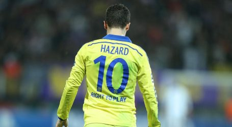 Navijači Real Madrida žele Hazarda, najmanje glasova Pogbi