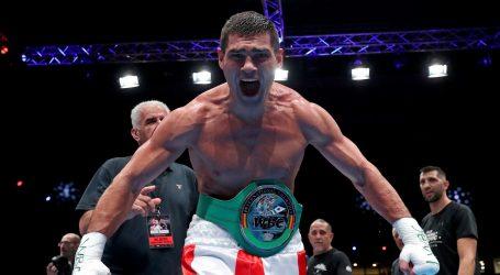 """FILIP HRGOVIĆ """"Ja sam najbolji boksač na svijetu!"""""""