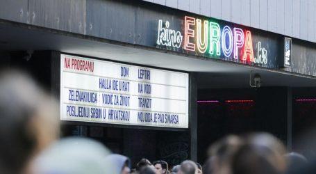 Kino Europa se pozdravlja od publike posebnim programom