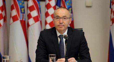 """KRSTIČEVIĆ """"Vlada i dalje odlučna riješiti pitanje borbenih zrakoplova"""""""