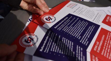 INICIJATIVA '67 JE PREVIŠE' Prikupljeno 306.744 potpisa za referendum