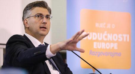 Plenković komentirao Tolušićevu imovinsku karticu i rast broja branitelja