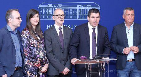 Oporba traži ocjenu ustavnosti Zakona o financiranju političkih aktivnosti