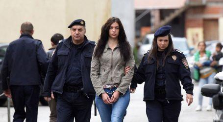 UBOJSTVO BIVŠEG DEČKA Nuša Bunić osuđena na 12 godina zatvora