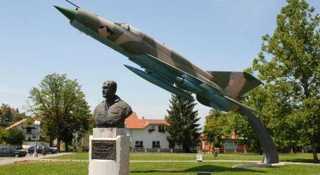 Avion Rudolfa Perešina nakon 28 godina u Hrvatskoj