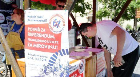 """Sabor pozvao Vladu da provjeri potpise inicijative """"67 je previše"""""""