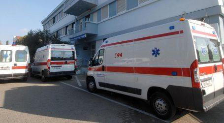 Napad na Hitnu pomoć u Zadru: Liječnika je udarao u glavu