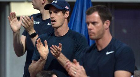 Murray na Wimbledonu neće igrati u pojedinačnoj konkurenciji