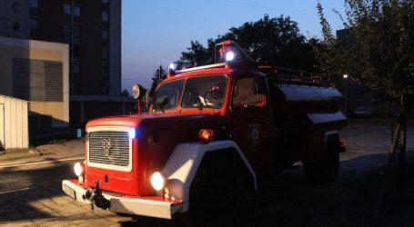 Požar na čakovečkom odlagalištu otpada stavljen pod nadzor, građani pozvani da zatvore prozore