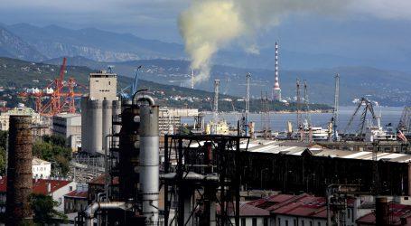 Požari i eksplozije tijekom remonta Rafinerije u Rijeci
