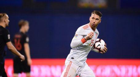 """PEREZ: """"Sergio Ramos želi otići u Kinu bez odštete"""""""