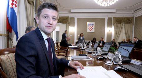 """MARIĆ """"U prva tri mjeseca rast poreznih prihoda 3,3 posto"""""""
