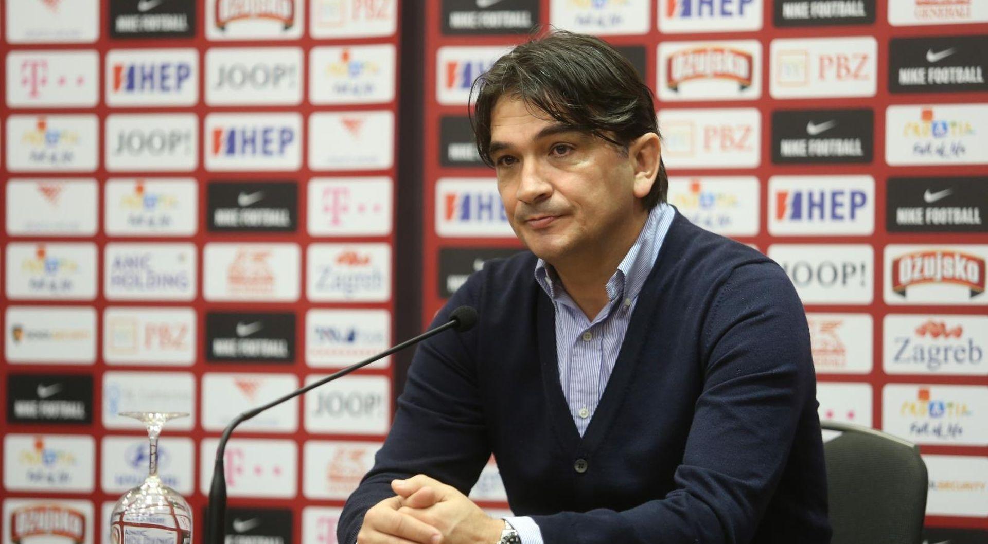 Dalić objavio popis igrača za kvalifikacijske susrete sa Slovačkom i Azerbajdžanom