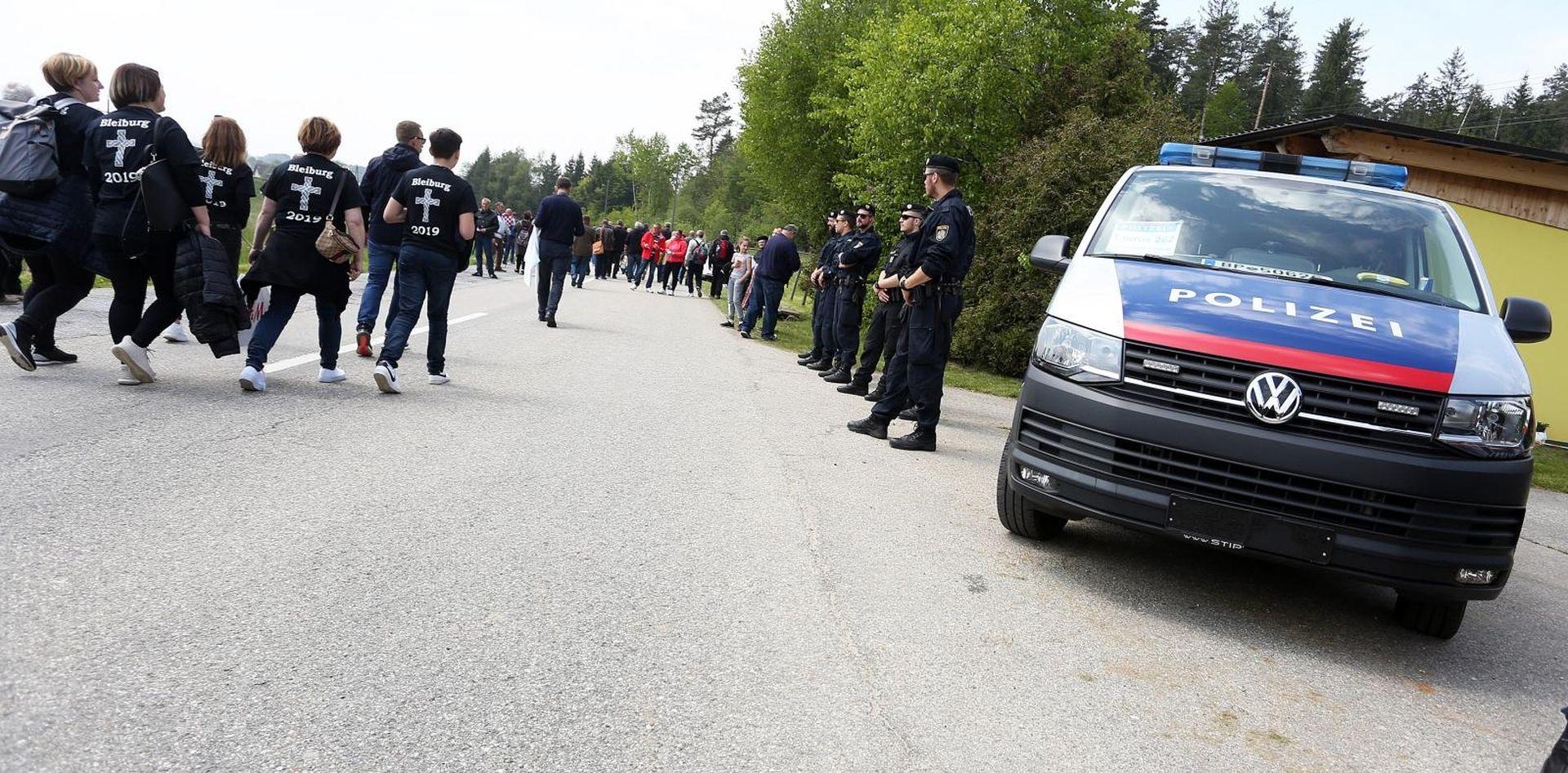 Hrvat koji je uhićen u Bleiburgu više ne smije u Austriju