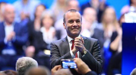"""WEBER: """"Veći odaziv glasača – jači Europski parlament"""""""