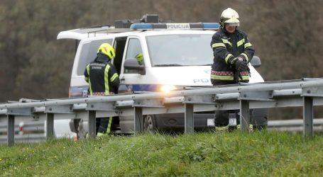 Teška nesreća na A1: Sudarilo se šest vozila, poginuo motociklist