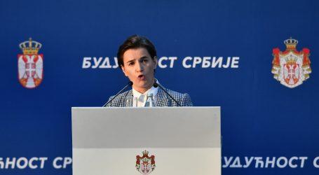 """Premijerka Srbije """"veličanje Bleiburga i umanjivanje Jasenovca"""" smatra nevjerojatnim"""