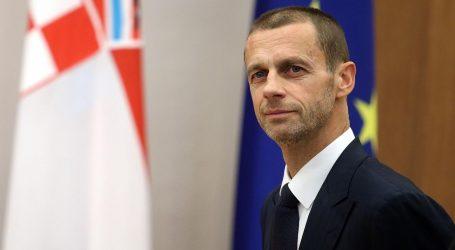 """INTERVJU: ČEFERIN: """"Veliki klubovi nikada neće organizirati natjecanje bez UEFA-e"""""""