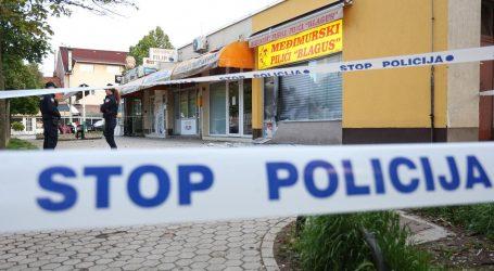 FOTO: Odjeknula eksplozija na tržnici u zagrebačkim Gajnicama