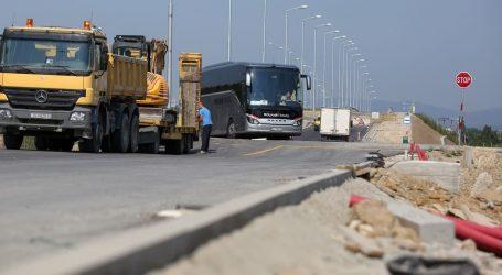 Povremeni zastoji mogući na dionicama cesta gdje traju radovi