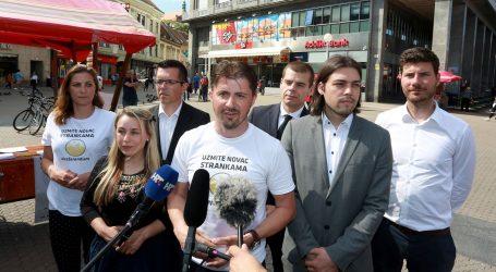 Lukanić napušta mjesto glavnog tajnika u Živom zidu
