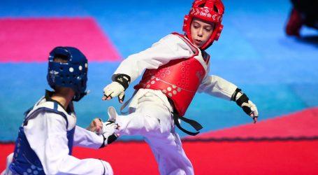 SP taekwondo – Bronce za Brunu Vuletić i Ivana Šapinu