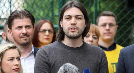 """SINČIĆ """"Najznačajniji uspjeh što je Živi zid postao europarlamentarna stranka"""""""