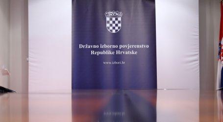 Obrađeno je 99,97% biračkih mjesta: HDZ i SDP imaju po 4 mandata