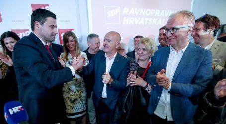 HDZ pobijedio u tri županije, SDP u pet i Gradu Zagrebu