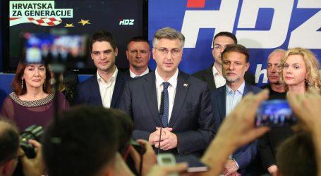 """FOTO: REAKCIJE IZ HDZ-A: """"Današnji dan je naša relativna pobjeda"""""""