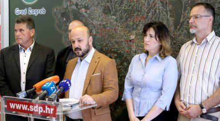 "MARAS: ""Izbori pokazali da je SDP daleko najjača stranka u Zagrebu"""