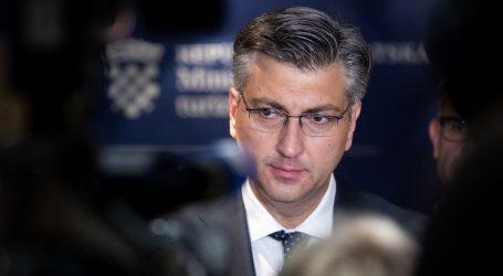 """PLENKOVIĆ """"Ovo nije kandidatura za čelnika EK-a"""""""