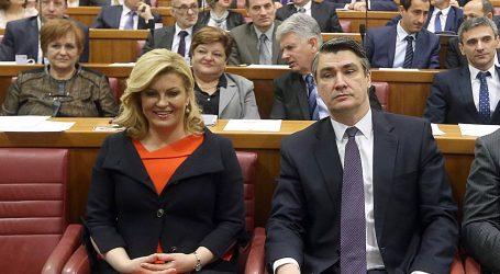 ANKETA Grabar Kitarović vodi pred Milanovićem i Orešković