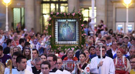 Svetkovina Majke Božje od Kamenitih vrata u petak, 31. svibnja