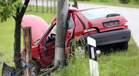 UDARILA U BETONSKI STUP: Mlada učiteljica poginula u nesreći kod Vojnića