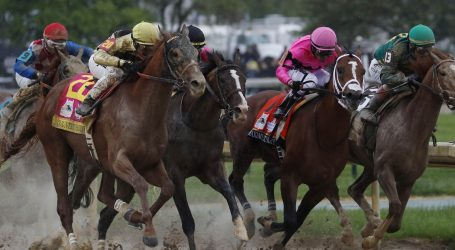 Kentucky Derby prvi put odlučen diskvalifikacijom favorita
