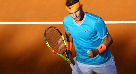 ATP RIM Nadal bolji od Đokovića