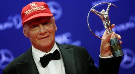 Niki Lauda, sportaš koji se nije predao