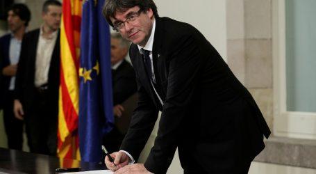 Puigdemont ima pravo kandidirati se na europskim izborima