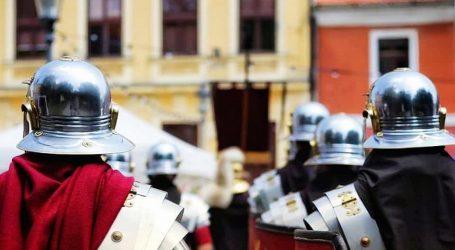 VIDEO: 'Rimski dani' predstavljaju Vinkovce na edukativno-zabavan način