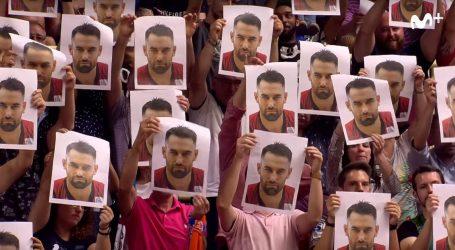 VIDEO: Spektakularan oproštaj Marka Popovića