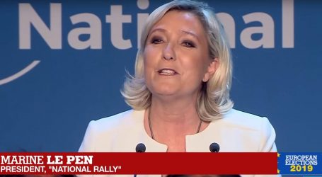Marine Le Pen odnijela pobjedu i u francuskim zatvorima