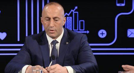 """Haradinaj pozvao Srbe da ostanu mirni: """"Cilj policijske akcije je poštivanje zakona"""""""